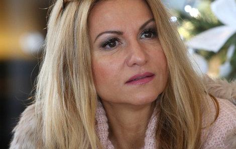 Yvetta Blanarovičová je opět bez přítele.