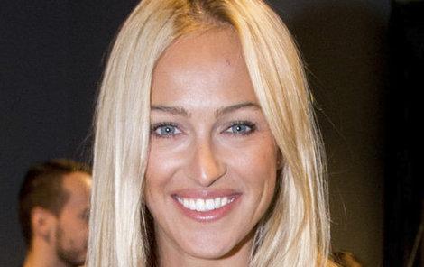 Na bahenní zápasnici si zahrála Renata Langmannová (31).
