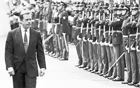 První prezidentský slib.