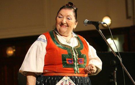 Jarmila Šuláková zemřela ve věku 87 let.