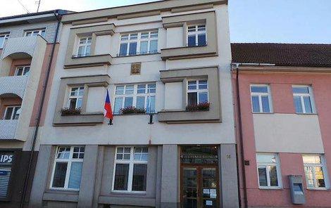 Městský úřad v Jičíně se stal hotelem.