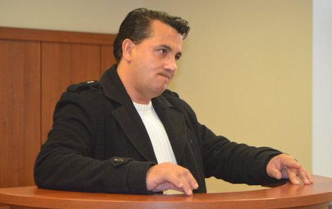 Miroslav Fedák nadával mužům zákona.
