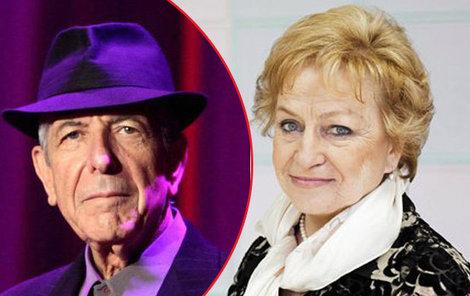 V roce 2016 odešla například olympionička Věra Čáslavská nebo hudebník Leonard Cohen.