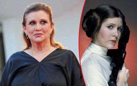 Carrie se dožila 60 let.