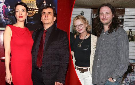 Tereza Kostková, Petr Kracik, Vilma Cibulková a Pavel J. Ryba.
