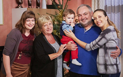 Rodina Nyklovic