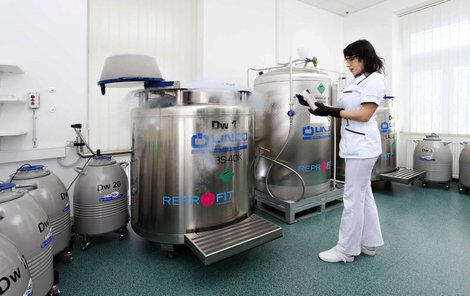 K záměně embryí došlo na brněnské klinice Reprofit.