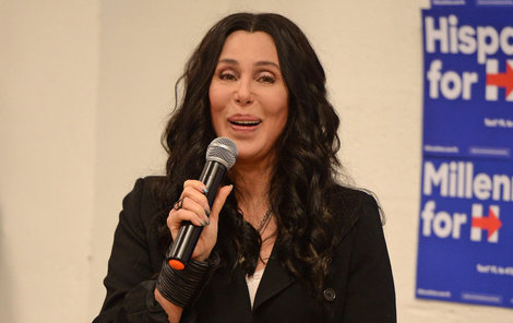 Cher prý je na tom velmi špatně...