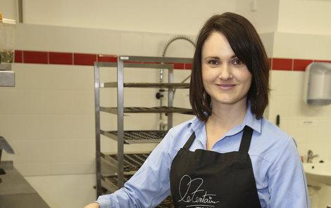 Lenka kvůli svému snu opustila kariéru manažerky v nadnárodní společnosti.