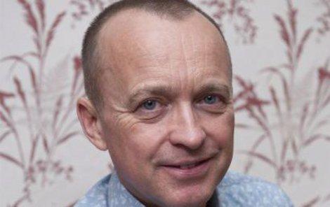 Karel Voříšek je velký sympaťák.