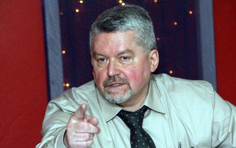 Zdeněk Altner byl a je noční můrou sociálních demokratů.