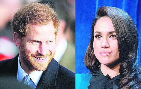 Harry vzal Meghan za polární září.