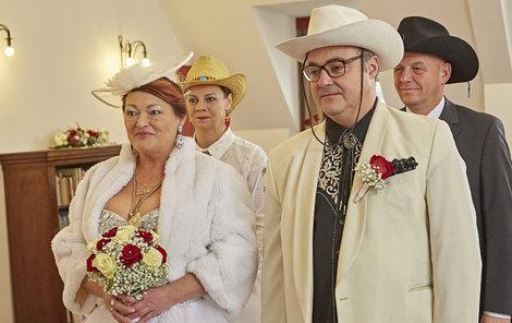 Dvanáctihodinová svatba byla pro všechny zúčastněné peklem.