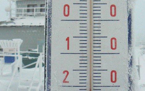 Teploty mohou klesnout až pod dvacet stupňů.