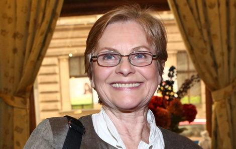 Marta Vančurová si zahraje ve filmu Na krátko.