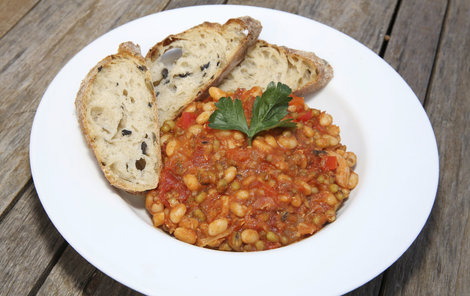 Zima je ve znamení luštěnin, připravte si proto jeden recept z fazolí!