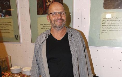 Zdeněk Pohlreich už není oplácaný kuchtík.