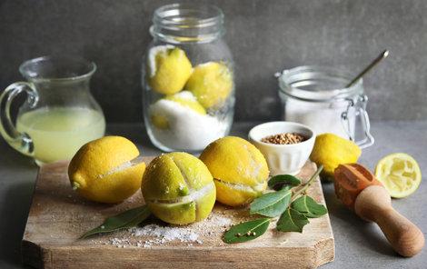 Citron neobsahuje jen vitamin C, ale také mnoho jiných prospěšných látek.