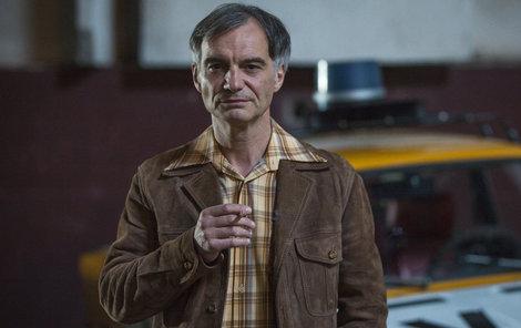 Jako kriminalista Martin Plachý v seriálu Svět pod hlavou.