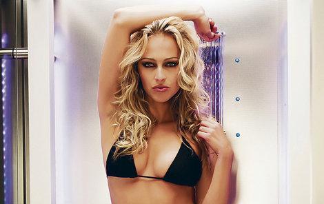 Modelka odletěla na dovolenou už začátkem ledna.