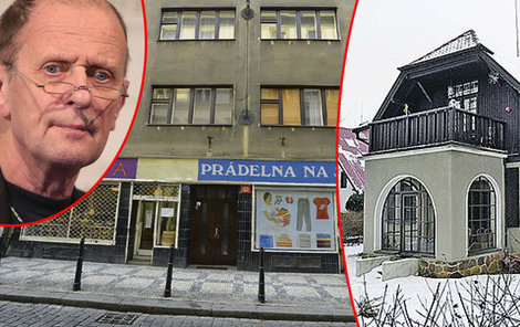 Po Michalu Pavlatovi zůstal několikamilionový majetek!