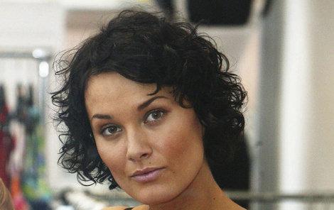 Miss ČR 2000 Michaela Salačová