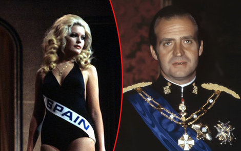 Tajní agenti těžkými miliony kryli zálety španělského krále.