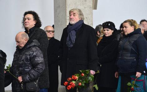 Richard Genzer, Vladimír Kratina, Simona Postlerová a Lucie Polišenská.
