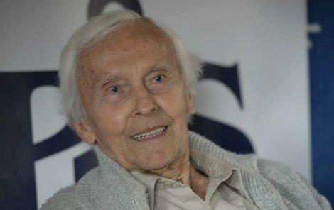 Miroslav Zikmund slaví neuvěřitelných 100 let!