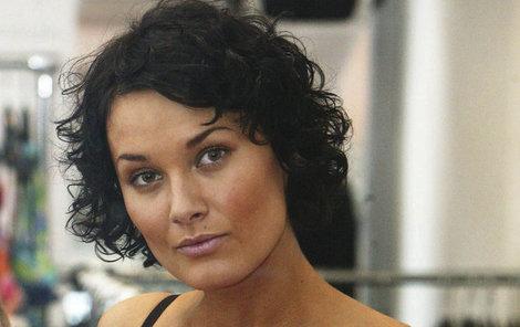 Michaela Salačová měla při nehodě obrovské štěstí.