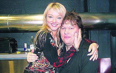Dominika Gottová si Tima vzala už před několika lety.