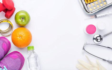 Zdravý životní styl je předpokladem zdravého organismu!
