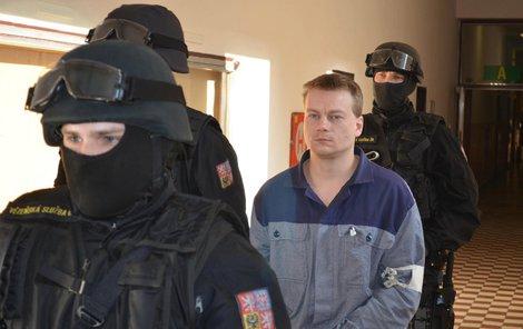 Martin Balhar byl za vraždu pravomocně odsouzen, stačily nepřímé důkazy.