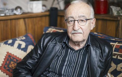 Vzpomínky Juraje Herze (†83): Proč byl členem klubu upírů