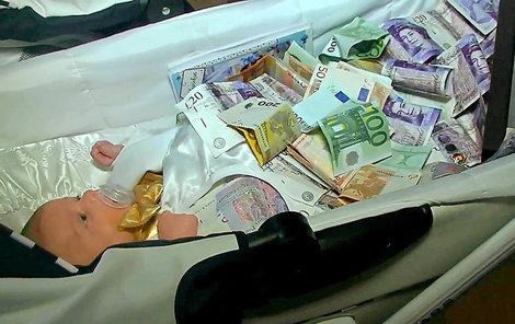 Marcelko dostal spoustu peněz a luxusních darů.