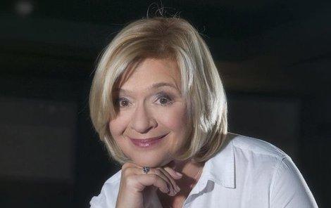 Jana Paulová by kdysi nehádala, že by se k herectví ještě vrátila.
