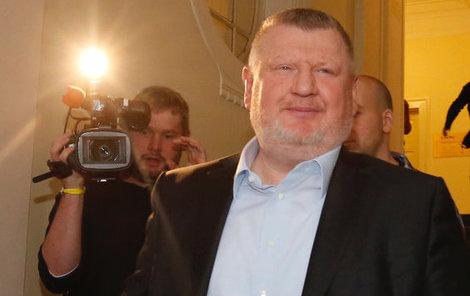 Lobbista Ivo Rittig byl zproštěn obžaloby...
