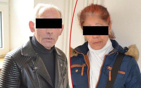 Valerie záchranářům tvrdila, že se bodla sama, policistům pak v nemocnici řekla, že to byl její partner. Robert odmítá, že by se pokusil družku ubodat k smrti.