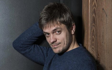 Jiří Mádl je se svou přítelkyní už dva roky.