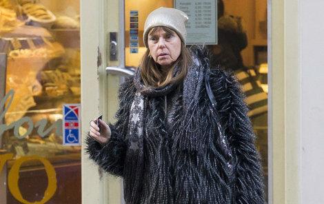 Lenka svým oblečením ráda šokuje.