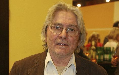 Herec Ladislav Mrkvička o svém zdravotním stavu odmítá mluvit.