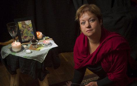 Tarot vám pomůže poznat sebe sama, říká Magda.