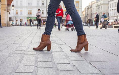 Jak si v zimě ošetřit obuv domáckými prostředky?!