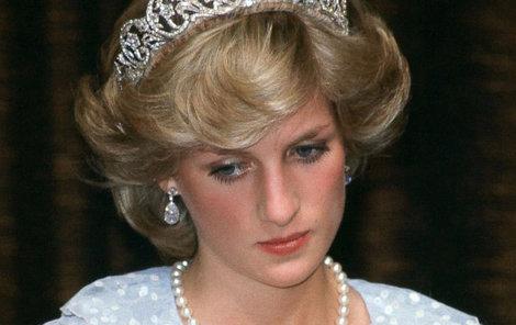 Tak strašlivý konec si Diana nezasloužila...