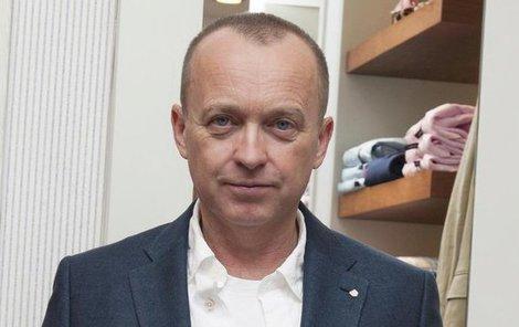 Karel Voříšek se stal terčem násilníka.