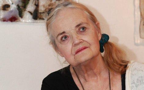 Gabriela Vránová: Smutek a trable…