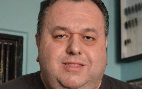 Janis Vartanis má českou matku a řeckého otce. Oběma brouky si splnil dávný sen.