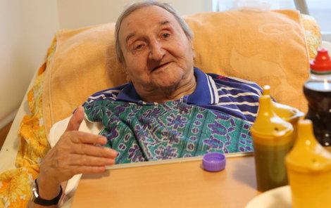 Vlastimil Bedrna zemřel v 89 letech.