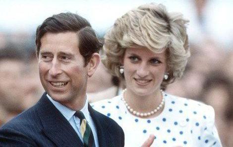 Princezna Diana prý Charlese mlátila!