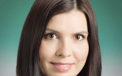 MUDr. Kateřina Klauzová, dermatoložka kliniky Asklepion.